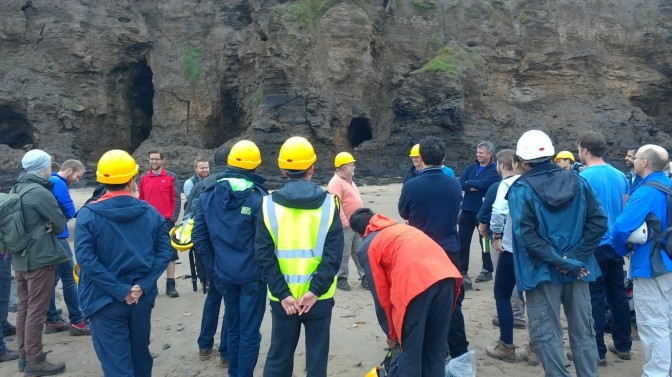 REVIEW: Petroleum Geology of NE England Field Trip – Mid North Sea High Analogue